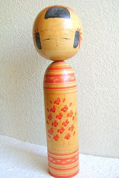 Japanese Kokeshi Doll Vintage