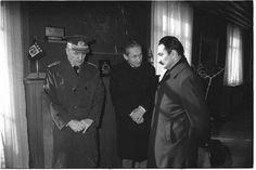 1979<br />Kenan Evren ve Bülent Ecevit <br /><br />Darbeden kısa bir süre önce Genelkurmay Başkanı Kenan Evren ve Başbakan Bülent Ecevit.