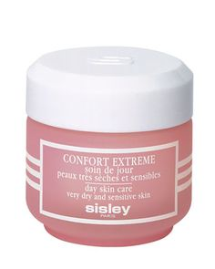 Confort Extreme Day Cream by Sisley-Paris. What to use after a peel.