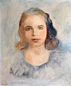 Retrato de Beatriz, Tarsila do Amaral