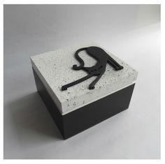 Pudełko z kotem - Więcej na mojej stronie na fb - Decoupage Gallery
