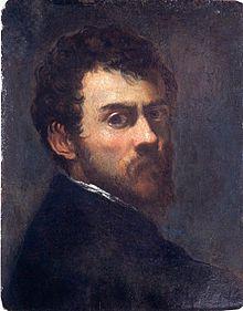 Tintoretto - Autoritratto