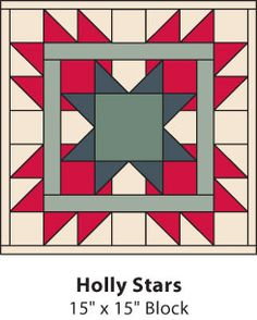 Holly, Wood & Vine - Quilter's World Newsletter - October 12, 2012 ...