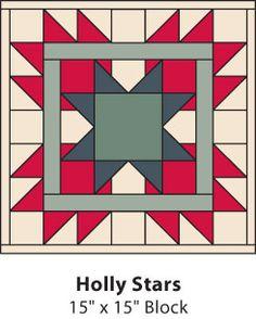 Holly, Wood & Vine - Quilter's World Newsletter - October 12, 2012 ...