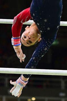 Aly Raisman on bars | Gymnastics | Gymnast #gymnastics #gymnast