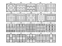 fabricacion de rejas para ventanas                                                                                                                                                                                 Más