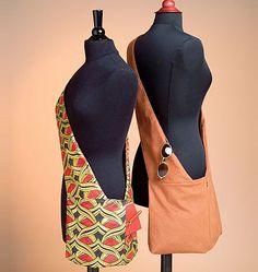 I do love making bags