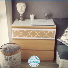 Photo d'une cliente. #stickers #deco #homedeco #orientaldeco