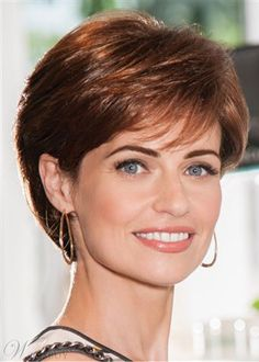 We have gathered some of the Best Short Hair with Side Swept Bangs that are really inspiring and beautiful. No matter what kind of hair # short hair styles over 40 for women Short Punk Hair, Short Hairstyles For Thick Hair, Short Hair With Bangs, Short Pixie Haircuts, Short Wavy, Hairstyles With Bangs, Short Hair Cuts, Curly Hair Styles, Stylish Hairstyles