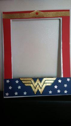 Wonder Woman Birthday, Wonder Woman Party, Birthday Woman, Anniversaire Wonder Woman, Girl Superhero Party, 40th Birthday Parties, Birthday Photos, Unicorn Party, Party Time