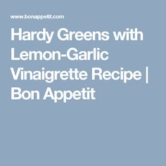 Halibut is a light-textured white fish, but Lemon-Caper Vinaigrette could be used on any grilled fish. You can prepare extra vinaigrette to toss with Vegetable Salad Recipes, Kale Recipes, Fish Recipes, Grilled Walleye, Grilled Halibut, Lemon Garlic Vinaigrette Recipe, Turnip Greens, Vegetarian Paleo, Spring Green