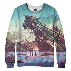 No Escape Sweatshirt