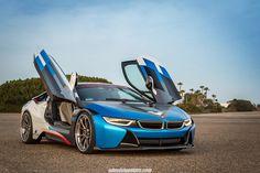 BMW i8's Galore x Wheels Boutique