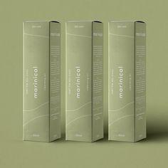 Packaging Design for an Organic & Vegan Skin Care Brand