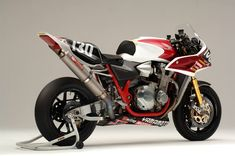 Planet Japan Blog: Honda CB 1300 SF by Yamamoto Racing