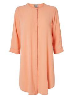 Long shirt from VERO MODA in peachy pastel :)