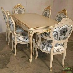 Set #Meja Makan #Jepara Pajar by #NusaMebel  French Dining #Table in Antique Gold and White Gloss Finish  PIN : 7658A033 Call WA : 081908021000 Inquiry : info@nusamebel.com Website : nusamebel.com  #Mebel #MebelJepara #Furniture #FurnitureOnline #MebelOnline #MejaMakan #FurnitureJepara #Meuble #Rumah #Home #Interior #KursiUkir #DesainRumah #MejaUkir #MejaJepara #HomeDecor #HomeInterior #MejaJati #KursiJati #FurnitureDesign #FurnitureInterior #InteriorDesign #Etsy #DiningTable #KursiJepara