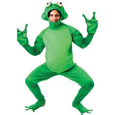 Funny Laugh, Stupid Funny Memes, Haha Funny, Kermit, Adult Costumes, Halloween Costumes, Reaction Pictures, Funny Pictures, Frog Costume