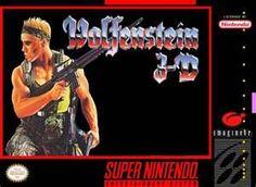 Wolfenstein 3d-(SNES)
