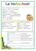 Way To Learn French Student Printing Videos Ring Products French Expressions, French Language Lessons, French Language Learning, French Lessons, Grammar Lessons, French Flashcards, French Worksheets, French Verbs, French Grammar