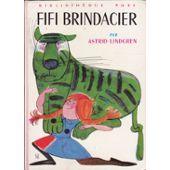 Fifi Brindacier de Astrid Lindgren