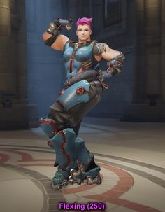 Zarya is a heavily shielded tank that uses barriers to protect herself and her allies. Fire her weapon's primary beam at nearby enemies, and its secondary fire at long range. The Graviton Surge pulls enemies into it and damages them. Role: Tank Real Name: Aleksandra Zaryanova, Age: 28 Occupation: Soldier Base of Operations: Krasnoyarsk Front, …