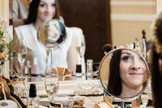 Braut im Spiegel Mirror, Wedding Day, Wedding Bride, Love Story, Mirrors, Vanity, Tile Mirror