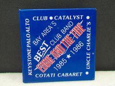 Vintage Keystone Palo Alto Club Cotati Cabaret Uncle