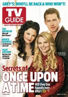 What a cute family picture! :)) Once Upon A Time