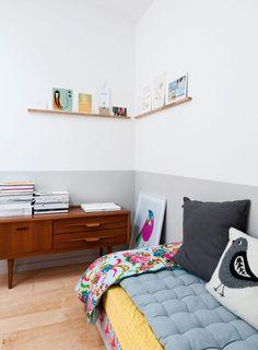 De la couleur et du vintage dans un ancien atelier | | PLANETE DECO a homes worldPLANETE DECO a homes world
