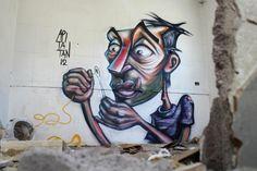 Apitatan - I Support Street ArtI Support Street Art