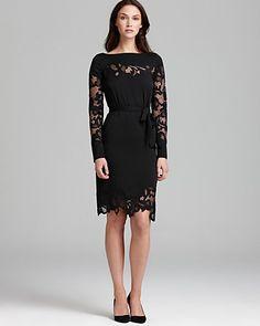 26f120e31aad1 DIANE von FURSTENBERG Dress - Ernestina Lace Women - Contemporary -  Bloomingdale s