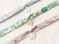 Le bracelet Liberty Baptême ou Communion