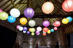 Oakwood Events (@OakwoodEventsUK) | Twitter Ceiling Decor, Ceiling Lights, Paper Lanterns, Theme Ideas, Lampshades, Professional Photographer, Events, Twitter, Wedding