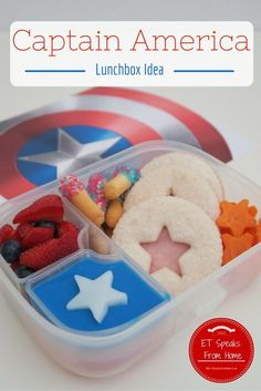 To celebrate the Blu-ray™, Blu-ray, DVD release of Captain America: Civil War, which will be out on the September, and Captin America, Captain America Civil War, 5th September, Healthy Food, Healthy Recipes, Lunch Box Recipes, Picky Eaters, Clean Eating Recipes, Gingerbread Cookies