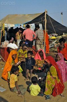 INDIA - Pushkar Fair