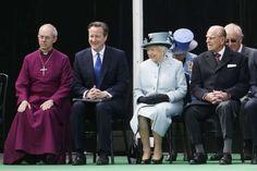 British royals mark 800th anniversary of world-changing Magna Carta