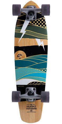 Goldcoast Complete Longboard Skateboard (Salvo) I have this board, and I love him. Board Skate, Skate Art, Skateboard Deck Art, Skateboard Design, Skateboard Backpack, Skates, Parkour, Longboard Design, Longboard Decks