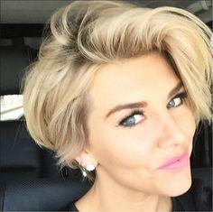Charissa Thompson's Hair from EXTRA! So pretty!