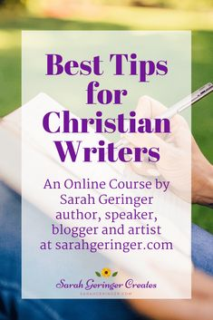 I recently hosted a Christian writers retreat. This is a recap, and check out the online course that is now available--Best Tips for Christian Writers Writing Resources, Writing Tips, Writing Courses, Creative Writing, Christian Faith, Christian Living, Christian Women, Christian Retreat, Writers Conference