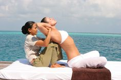 Spa experience at Kurumba Maldives,  for more details visit www.voyagewave.com