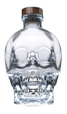 Crystal Head Vodka by Dan Aykroyd