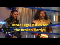 Fro Wrestling Podcast Episode 48 - More Broken Hardy Legal Issues