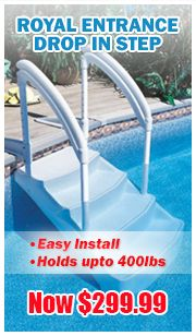 Safety covers protect your investment by preventing your pool from damage during harsh weather conditions.