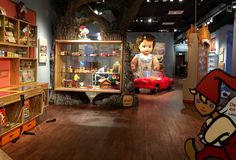 The Norwegian Children`s Museum - Stavanger, Norway