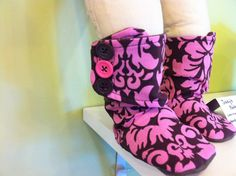 jady baby boots