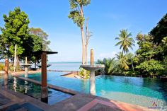Beach Front Superior Villa - 1 Bed - Beachfront Private Resort with Facilities.