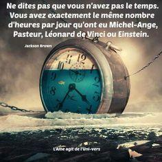 Pas le temps ??? ;-)