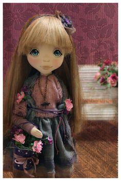 Коллекционные куклы ручной работы. Ярмарка Мастеров - ручная работа Анфиса. Handmade.