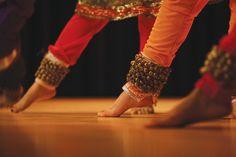 Indian dance bells (Salangai)